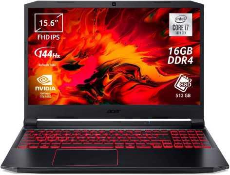 migliori notebook gaming 2021-Acer Nitro 5