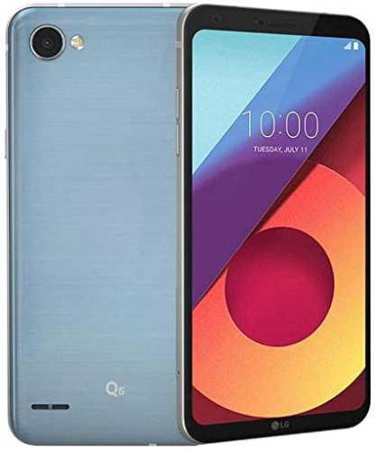 migliori smartphone compatti 2021-lg q6