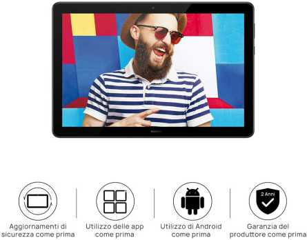 migliori tablet economici 2021-Huawei T5