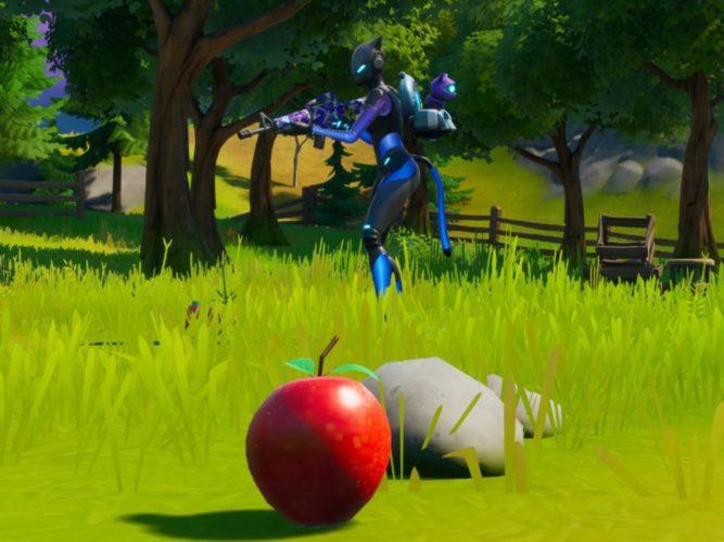 Come trovare le mele Fortnite -2