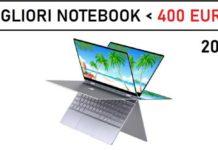 Migliori notebook sotto i 400 euro 2021