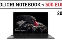 Migliori notebook sotto i 500 euro 2021
