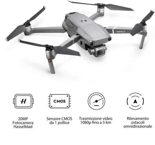 migliori droni sotto i 1000 euro-DJI Mavic 2 Pro