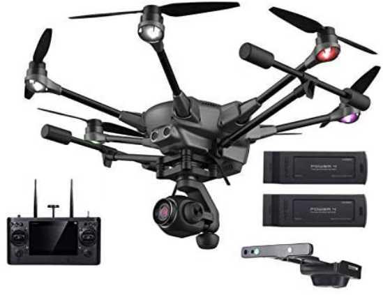 migliori droni sotto i 1000 euro-Yuneec Typhoon H Plus