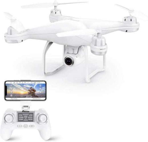 migliori droni sotto i 200 euro-potensic drone t25