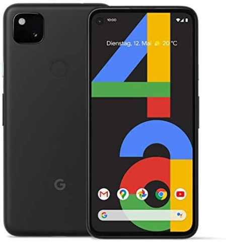 migliori smartphone sotto i 350 euro-google pixel 4a