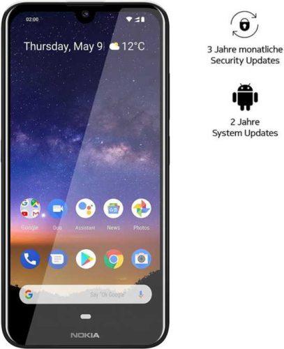 migliori smartphone sotto i 150 euro-nokia 2.2