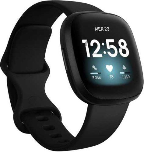 migliori smartwatch sotto i 200 euro-fitbit versa 3