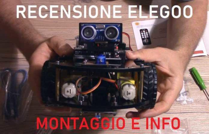 recensione ELEGOO SMART ROBOT CAR