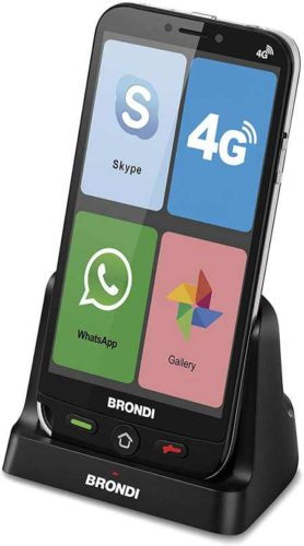 Cellulare Brondi per non Vedenti