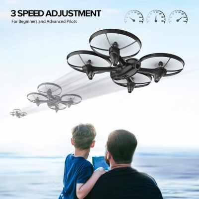 Migliori droni con camera per bambini-potensic u47 hd