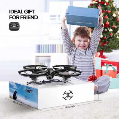 Migliori droni con camera per bambini-potensic u47