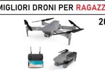 Migliori droni per ragazzi