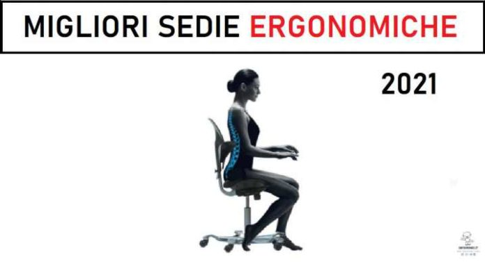 Migliori sedie ergonomiche