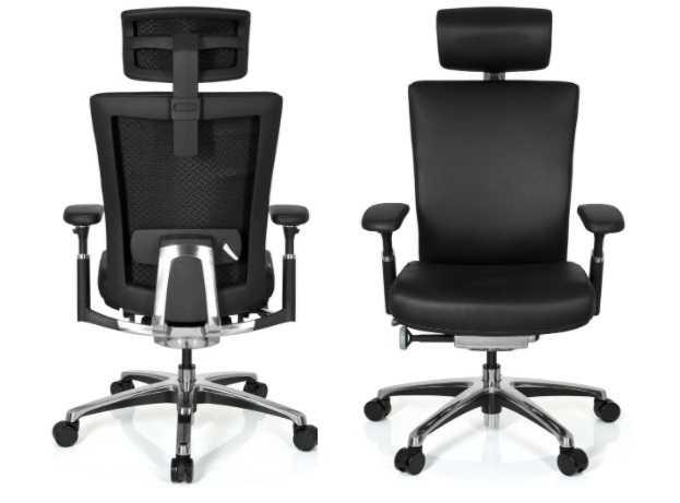 Migliori sedie ergonomiche da ufficio-hjh nova