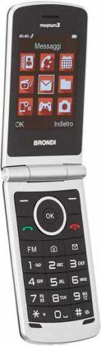 Smartphone per Anziani Brondi