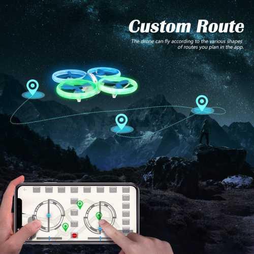 miglior drone con telecamera per bambini-eachine e65