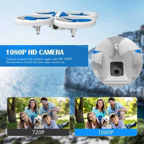 miglior drone con telecamera per bambini-eachine e65hw