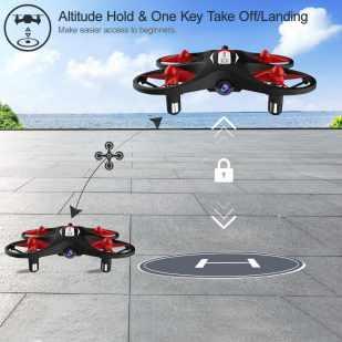 miglior drone con telecamera per bambini-makerfire mini