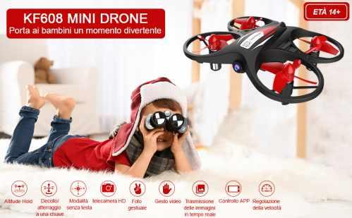 miglior drone con telecamera per bambini-makerfire