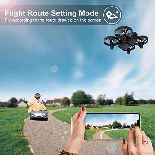 miglior drone per bambini 2021-potensic mini drone con telecamera