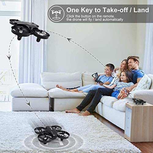 miglior drone per bambini 2021-potensic mini drone
