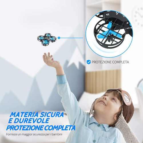 miglior drone per bambini 2021-snaptain h823
