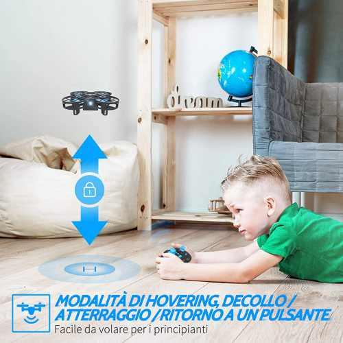 miglior drone per bambini 2021-snaptain h823h
