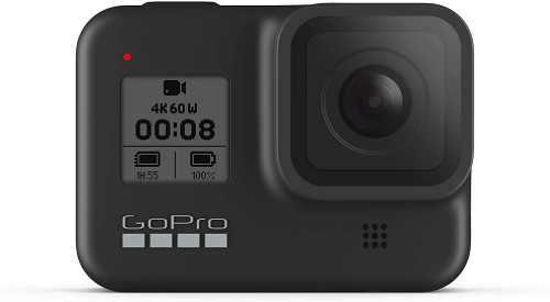 migliori action cam 4k-gopro hero 8