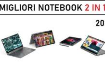 migliori notebook 2 IN 1 2021