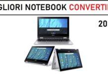 migliori notebook convertibili 2021
