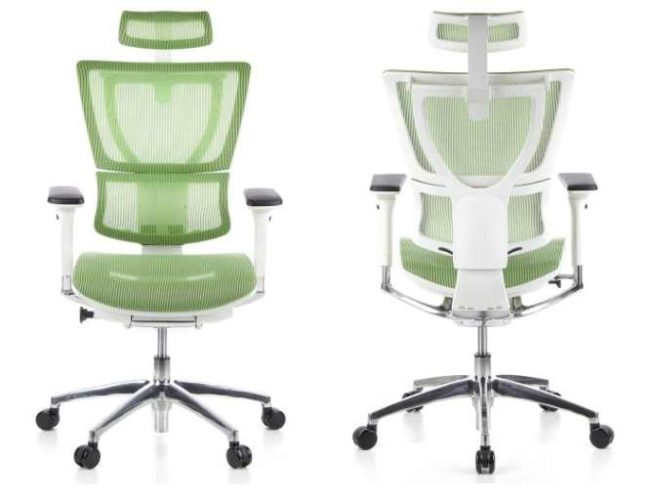 migliori sedie ergoniche per smartworking-hjh ergohuman