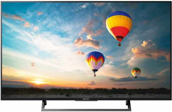 migliori smart tv 2021-sony uh