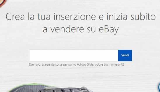 vendere libri su ebay