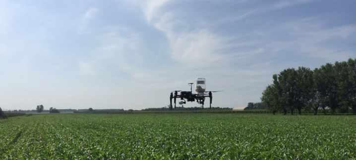droni agricoltura biologica-2