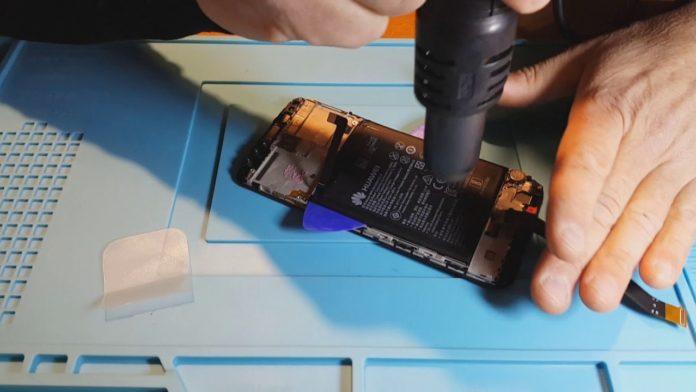 Come aprire un Huawei