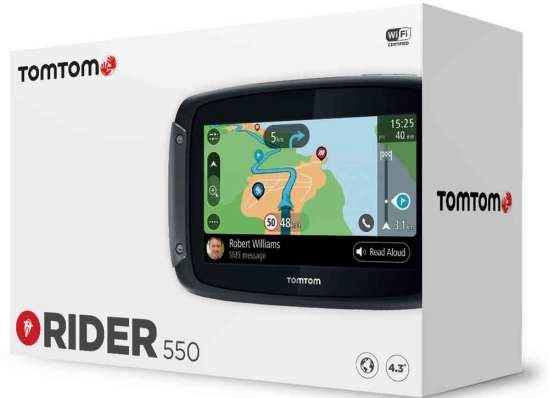 Come aggiornare TomTom-2