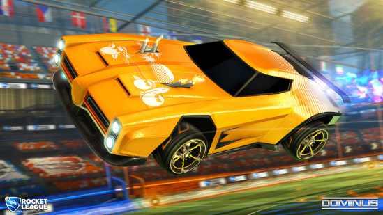 migliori auto rocket league-dominus