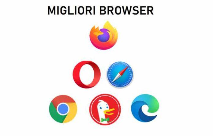 migliori browser