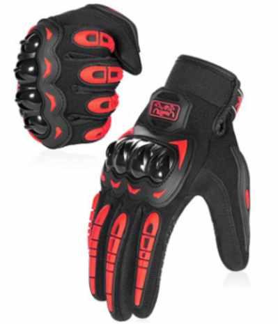 Migliori accessori moto-guanti