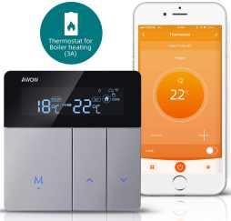 migliori accessori alexa-termostato