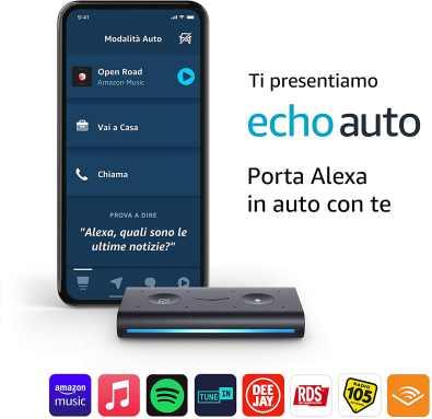 migliori accessori auto-echo auto
