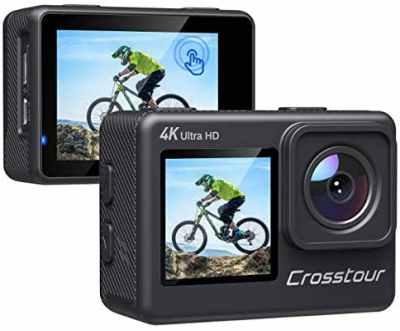 migliori action cam per bici-crosstour 4k
