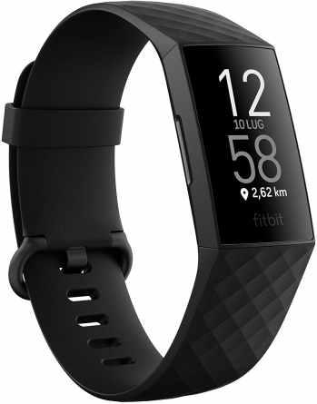 migliori activity tracker-fitbit charge