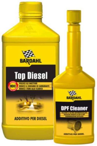 migliori additivi diesel-bardahl