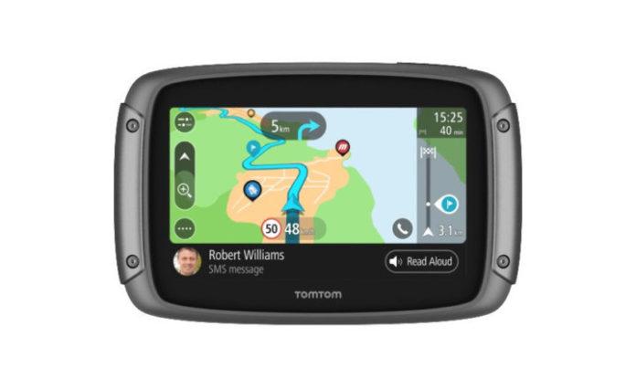 TomTom non prende il GPS