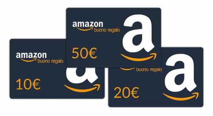 Come funzionano le Carte Prepagate Amazon