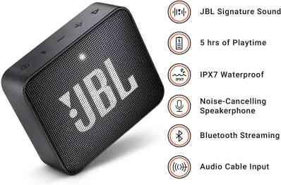 Migliori casse Bluetooth sotto i 20 euro-jbl