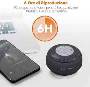 Migliori casse Bluetooth sotto i 20 euro-taotronics