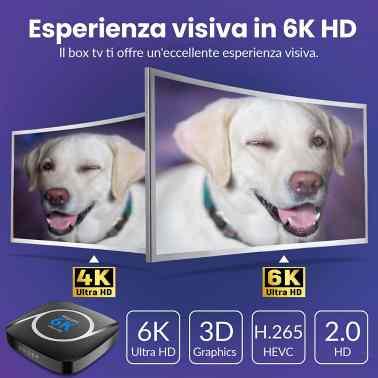 migliori box tv cinesi-6k